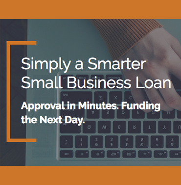 Simply a smarter small business loan